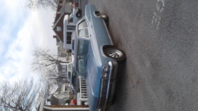 1965 Chevy Impala 4 door
