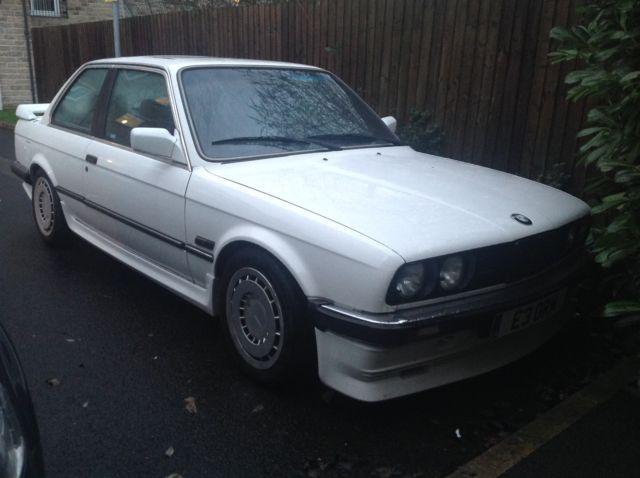BMW E30 LHD very rare
