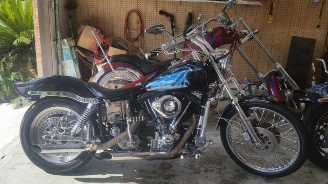 1983 Harley FXSB