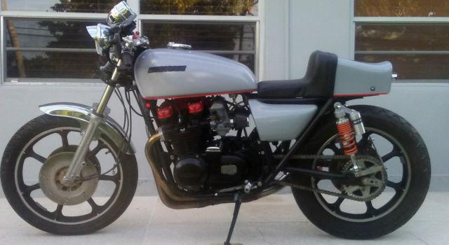 1978 Kawasaki KZ-650 - 015299