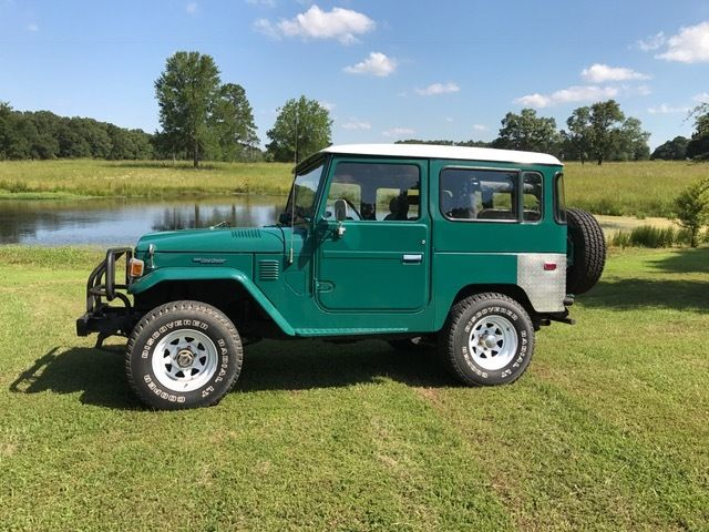 1978 Toyota Land Cruiser FJ40 Super Nice 90k Original Miles