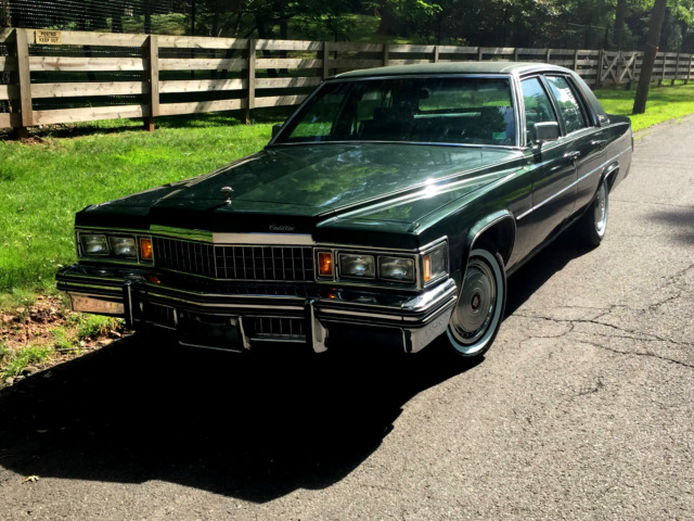 Cadillac Deville fleedwood brougham seville town car 98 regency eldorado electra
