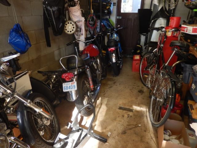 2 BSA 441 VICTOR ROADSTERS PLUS PARTS GALORE