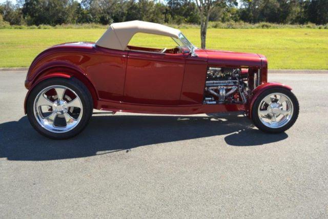 Hot Rod - 1932 Roadster Highboy