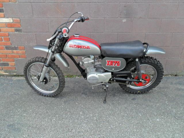 1973 Honda XR