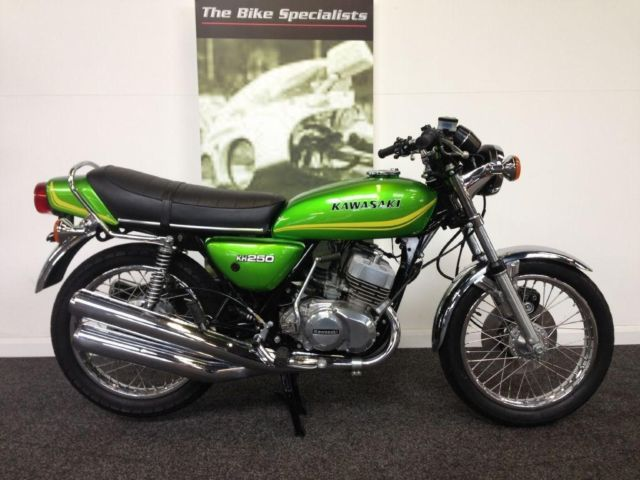 Kawasaki KH250 STUNNING ORIGINAL CONDITION
