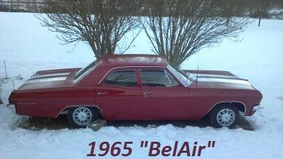 1965 Chevrolet Bel Air/150/210