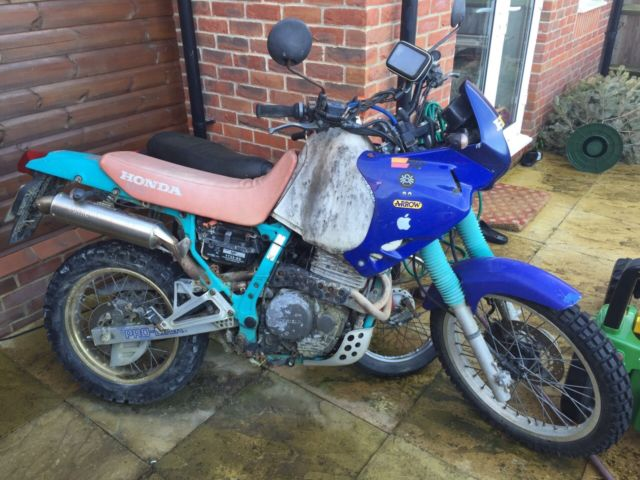 HONDA NX650 DOMINATOR, SPARES OR REPARES Description
