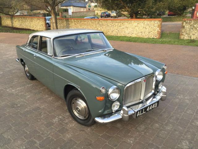 1964 Rover P5 3 Litre Coupe