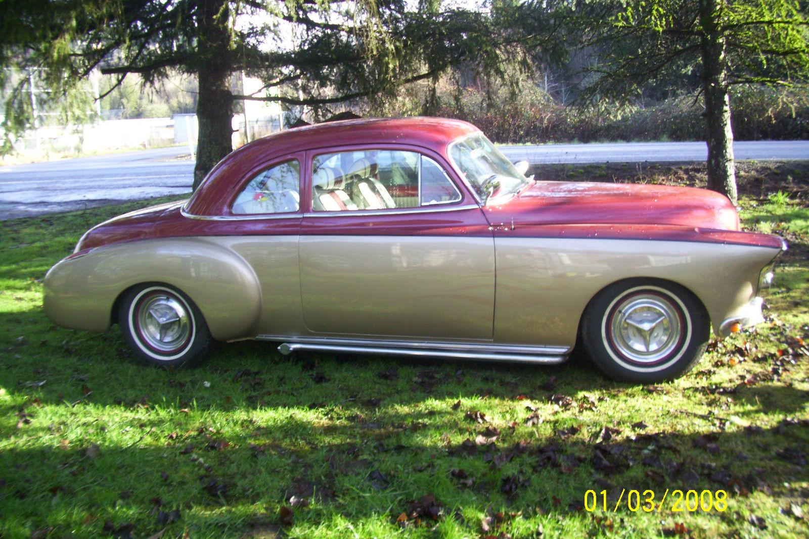 1950 Oldsmobile Eighty-Eight eighty-eight