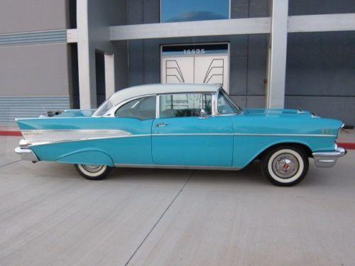 1957 Chevrolet 2 Door Hardtop