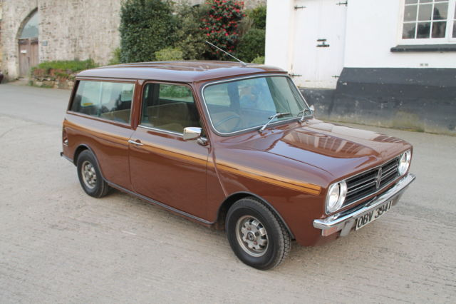 1979 Austin Morris Mini Clubman Estate For Sale Liskeard Cornwall