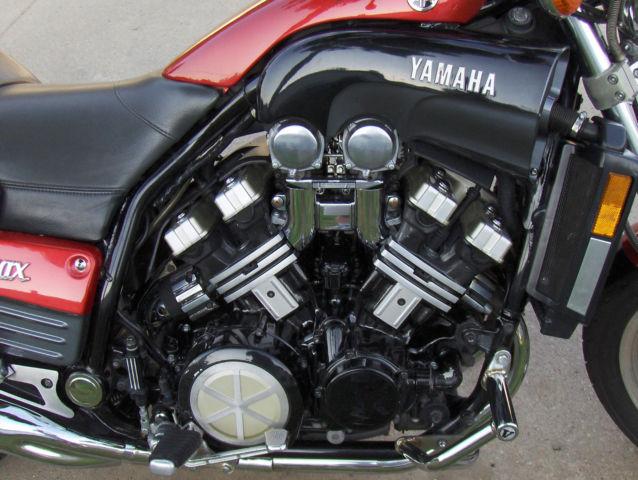 Yamaha : V Max