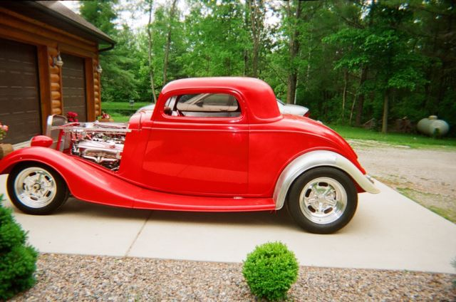 1933 Ford Other 3 Window