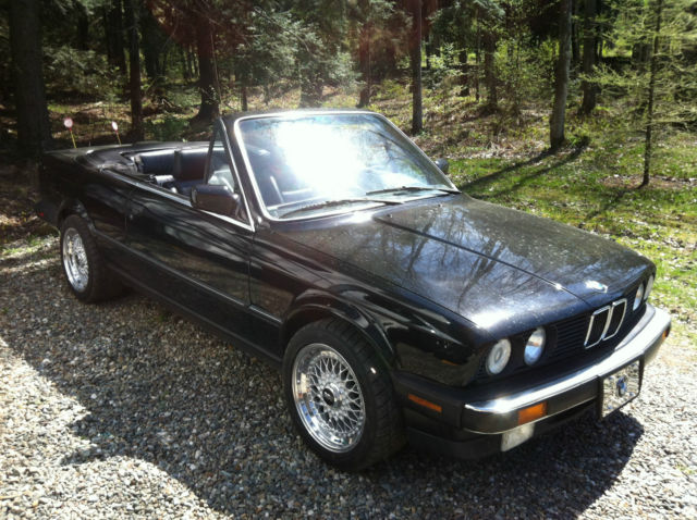 BMW : 3-Series Convertible