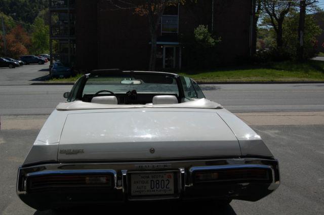 1972 Buick Skylark Custom