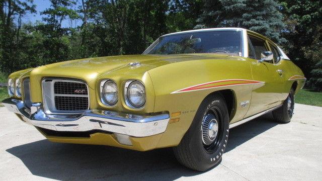 1972 Pontiac Tempest