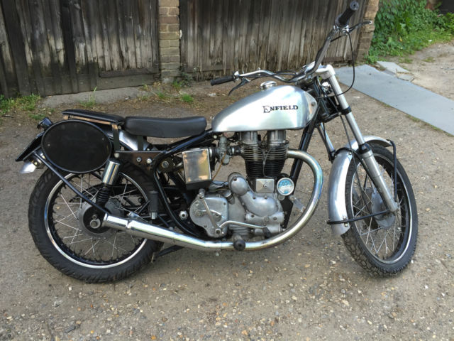 Royal Enfield 500cc 1964