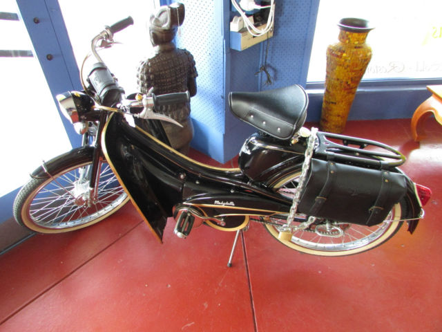1950's Restored French Mobylette