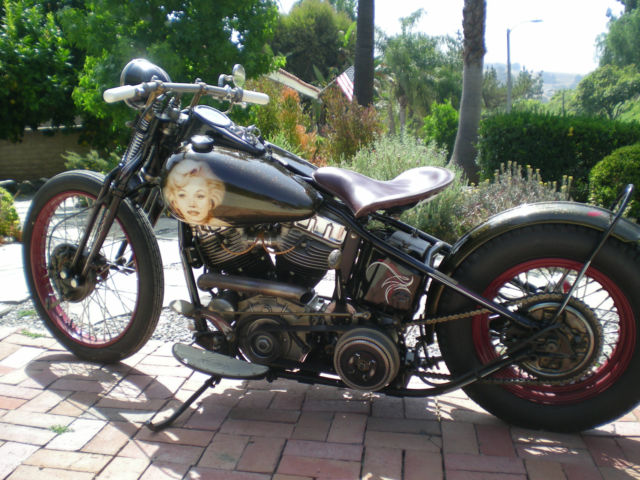 1953 Custom Built Motorcycles Bobber
