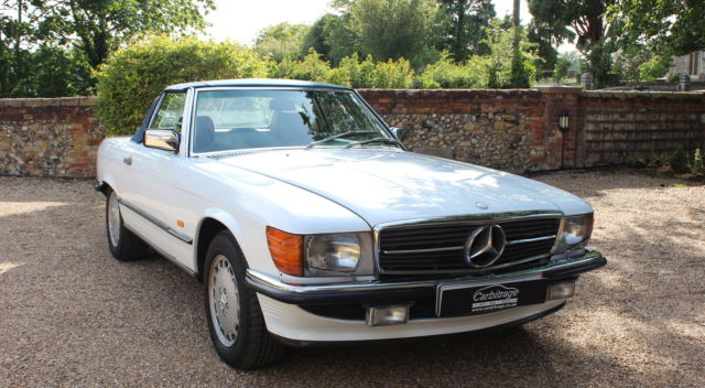 Mercedes Benz 420SL (R107)
