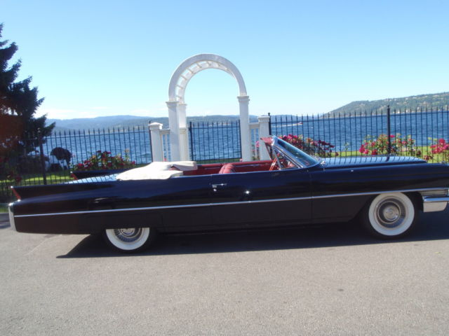 1963 Cadillac Other 62 Series