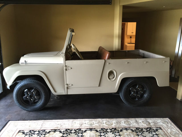 1959 Austin Gipsy Series 1