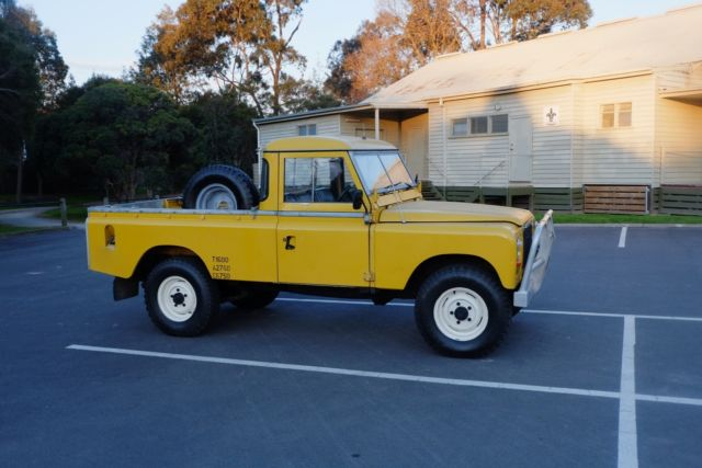 Land Rover Stage One 3 5 Ute For Sale Camberwell Victoria