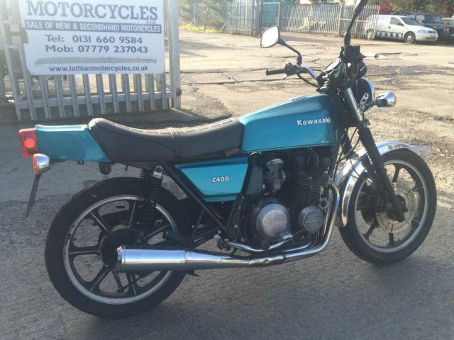 1980 Kawasaki Kz650 For Sale