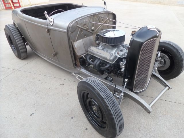 1932 FORD HI BOY ROADSTER HOT ROD