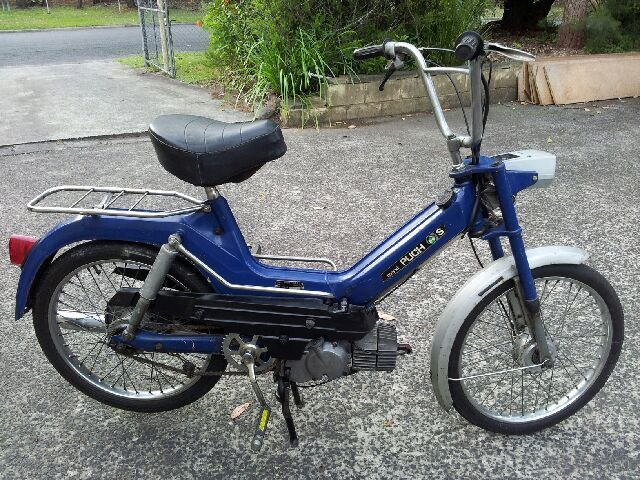 Puch Maxi Moped For Sale Bateau Bay, NSW, Australia