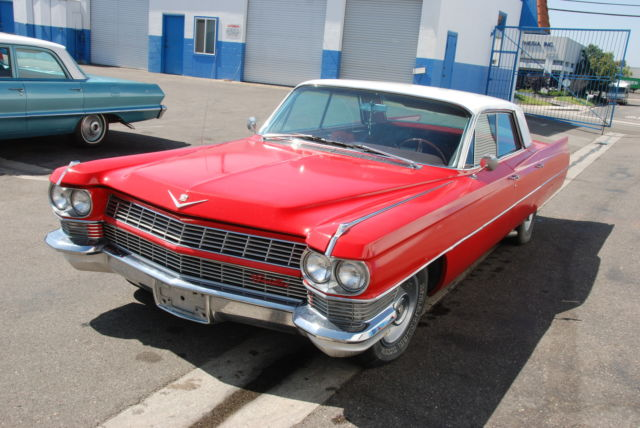 1964 Cadillac DeVille - Awesome Cruiser - PRICE DROP