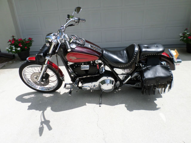 1990 Harley-Davidson FXR For Sale Naples, Florida, United