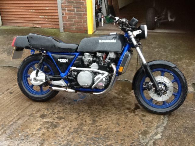 1985 Kawasaki KZ1300