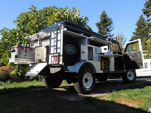 Land Rover Expedition/Camper