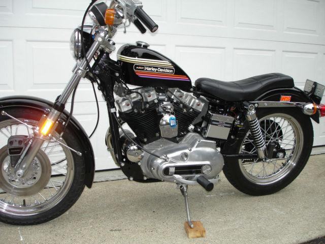 Amf Harley Davidson Sportster For Sale