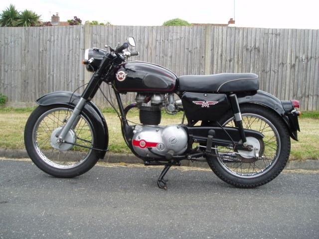 Matchless G5 lightweight 350cc 1961