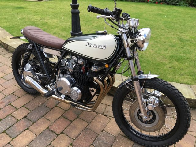 KAWASAKI Z650 CUSTOM BUILT ONE OFF STREET SCRAMBLER For Sale