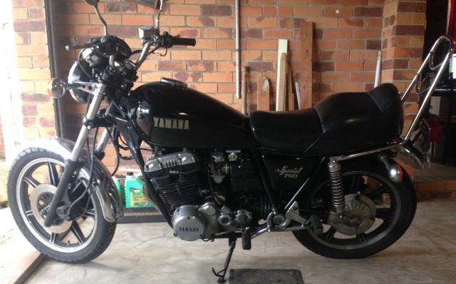 1979 YAMAHA XS750 Special