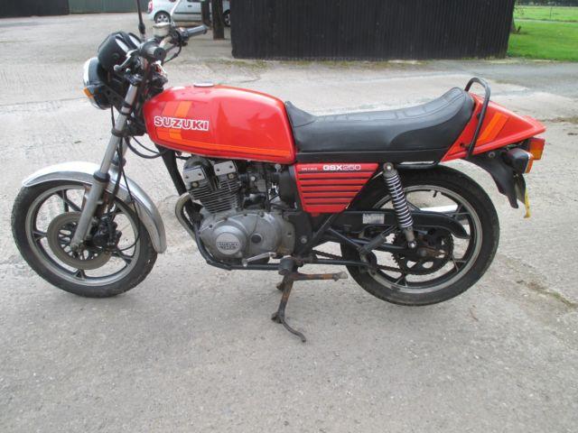 Suzuki GSX250
