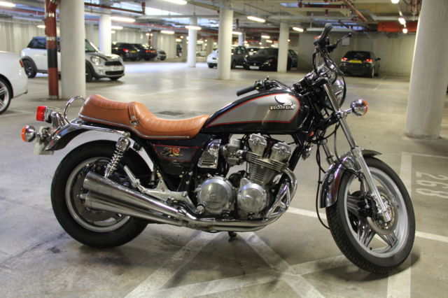 1981 Honda CB750 Custom Exclusive Cruiser Cafe Racer