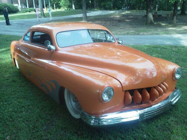 1951 Mercury Chop Top