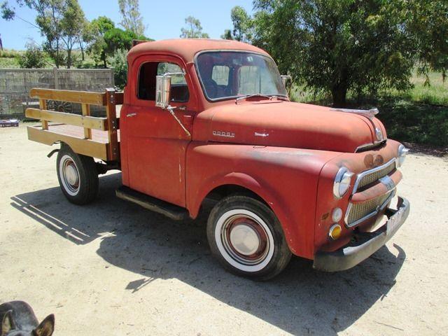 1953 Dodge Ram Ute