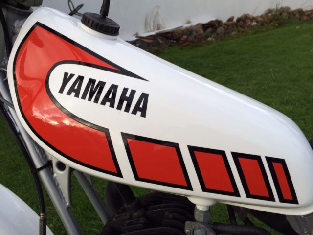 Yamaha TY 175 Twinshock Trials Bike