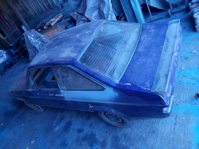Mk2 Escort Sport Rolling Shell Barn Find - Not RS 2000 Mexico Mk1 105E Cortina