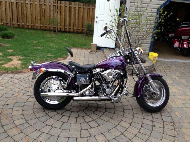 Harley Davidson Shovelhead 1976