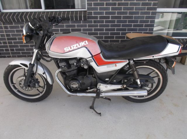 SUZUKI GSX 250S