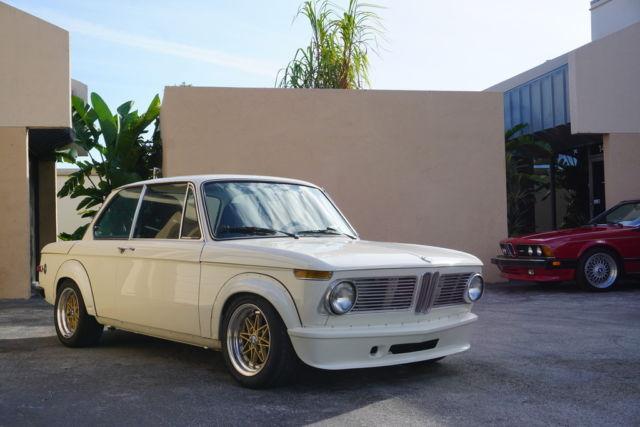 1972 BMW 2002 E10 - Turbo Look - 5 Speed LSD