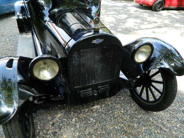 1922 Chevrolet Touring Convertible Model 490