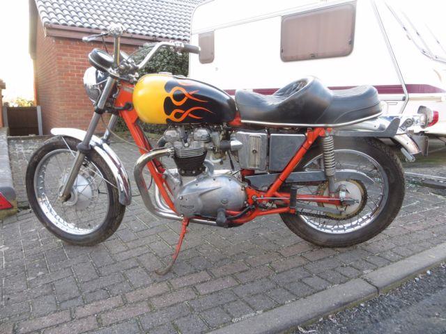 Triumph Bonneville T120R Restoration/Spares/Repairs project